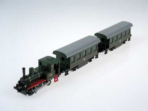 Kato 10-500-1 Pocket Line Train-Only Set - Standard DC