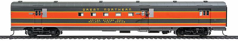 Walthers 920-9040 HO Great Northern Empire Builder 85' ACF Baggage-Mail