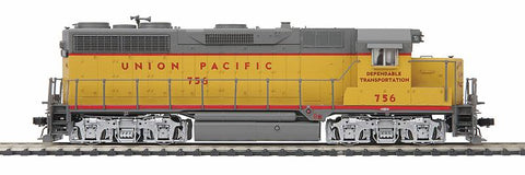 MTH 80-2173-0 HO Union Pacific GP35 Diesel Locomotive DCC Ready #756