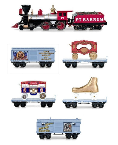 MicroTrains 489-99321190 RBB Circus Train Set