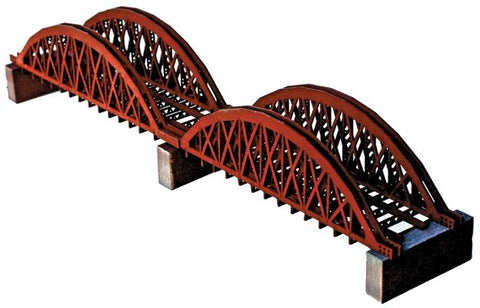 Northeastern Scale Models 30033 N Double-Span Arched Railroad Bridge
