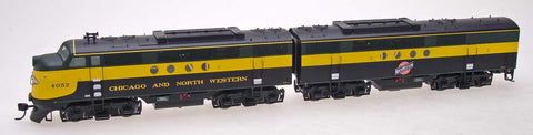 InterMountain 49209 FT A/B Loco Set CNW