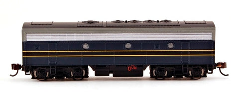 Bachmann 63851 N Baltimore & Ohio EMD F7B Diesel Locomotive DCC