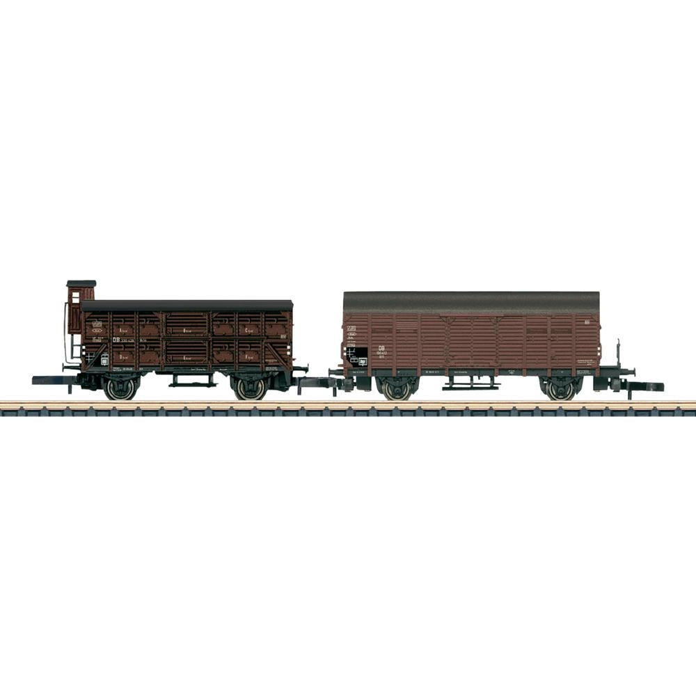 Marklin 89791 Z Livestock Transport Add-On Set
