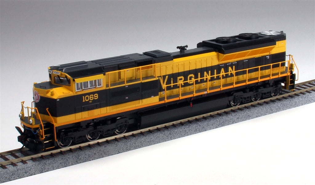 Bachmann 66005 HO NS Virginian Heritage SD70ACe Diesel Locomotive DCC/Sound #1069