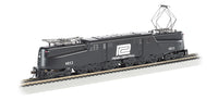 Bachmann 65305 HO Black Penn Central GG-1 #4853 with DCC Sound
