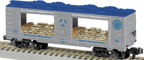 AF 6-48848 S Scale San Francisco Federal Reserve Mint Car