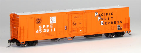 Red Caboose 34704 57' Mech Reefer SPFE