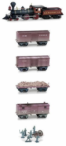 MicroTrains 99301270 USMRR Wthrd Set
