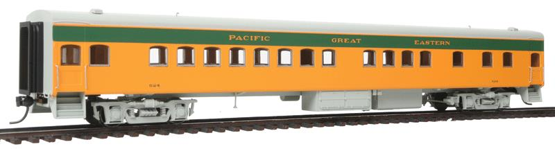 Fox Valley Models 10110 Milwaukee Bnk Coach Pacific Grand Eastern #624