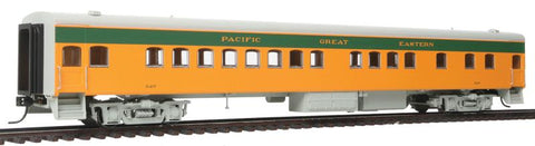 Fox Valley Models 10111 HO Milwaukee Pacific Great Eastern Bunk Coach  #625 NIB