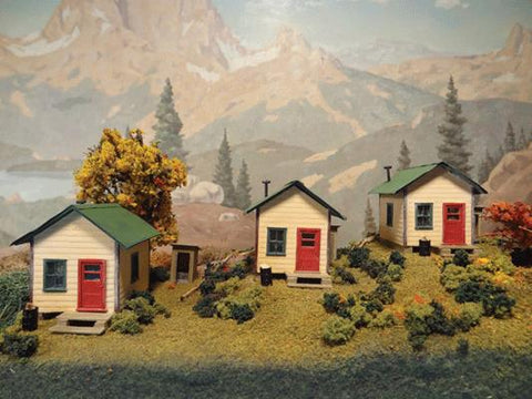 Alpine Division Scale Models 700-5806 Chilao Flats