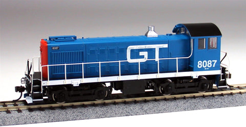 Bachmann 63107 HO Grand Trunk Western ALCO S4 Diesel Locomotive #8087