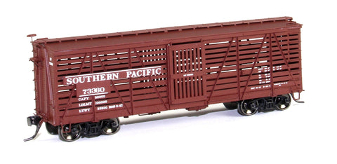 Red Caboose 39002 S-40-5 Stock car RTR SP