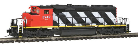 InterMountain 69301 N Canadian National SD40-2W with DCC #5241