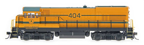 InterMountain 49451 HO Maine Central Eagle U18B Diesel without Sound #404