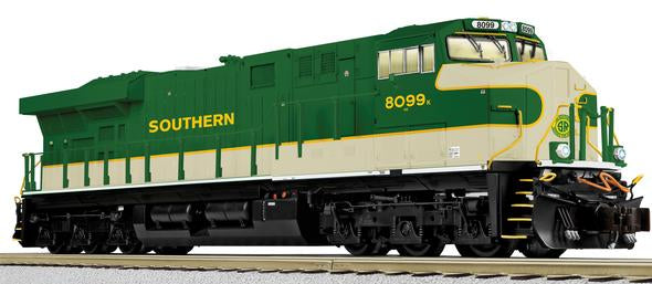American Flyer 6-42557 S Scale Southern Norfolk Southern Heritage Non-Powered ES44AC #1894