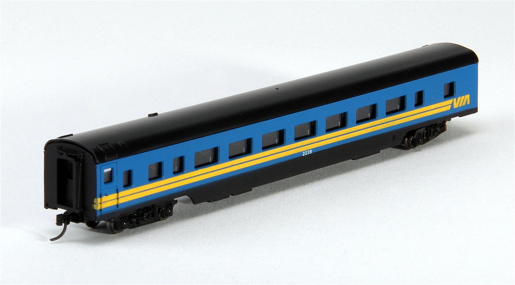 Con-Cor 40045 85' Smooth-Side Coach - Ready to Run w/Micro-Trains(R) Couplers