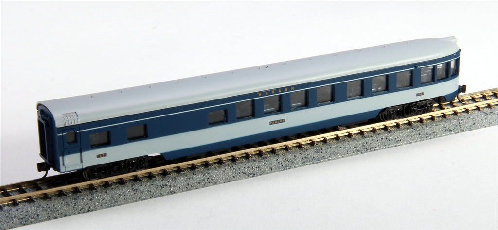 Con-Cor 40209 85' Smooth-Side Observation - Ready to Run w/Micro-Trains(R) Couplers
