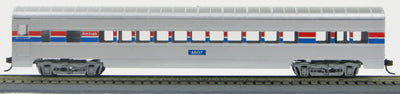 Con-Cor 906 HO Amtrak Phase II 72' Smooth-Side Coach Car