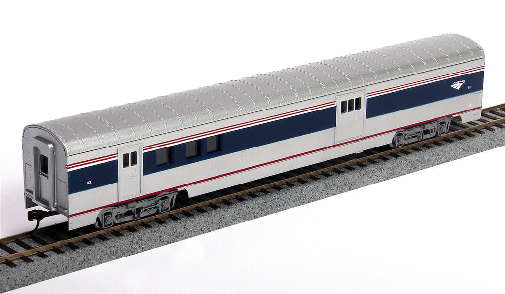 Con-Cor 94701 72' Smooth-Side Railway Post Office - Ready to Run