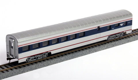 Con-Cor 94705 72' Smooth-Side Diner - Ready to Run