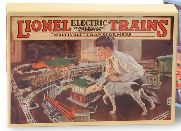 Lionel 9-31011  Pre-War Boxed Notecards