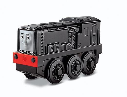 Fisher Price Y4109 Thomas & Friends™ Wooden Railway Diesel the Locomotive
