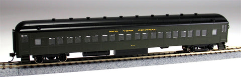 Bachmann 13704 HO New York Central 72' Heavyweight Coach #854