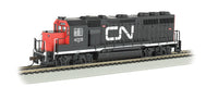Bachmann 60307 HO Canadian National EMD GP40 Diesel Locomotive DCC #4008