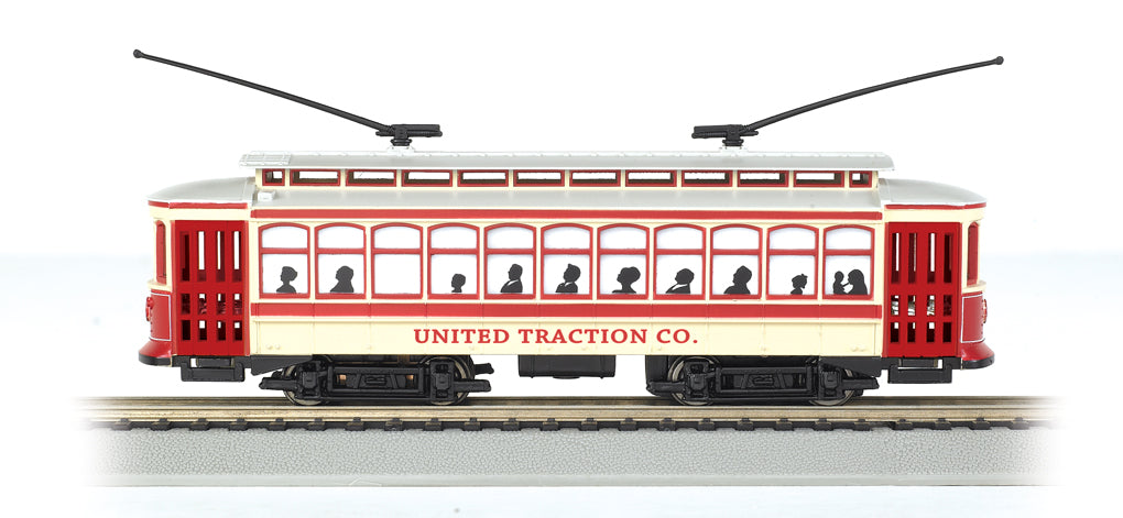 Bachmann 61041 HO UNITED TRACTION TROLLY