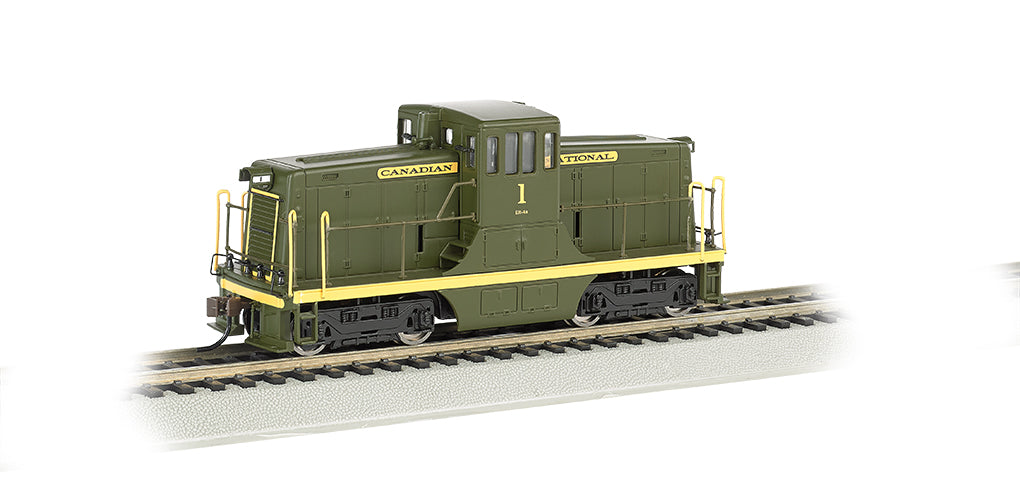 Bachmann 62215 HO CN GE 44 Ton Diesel Switcher #1 - with DCC
