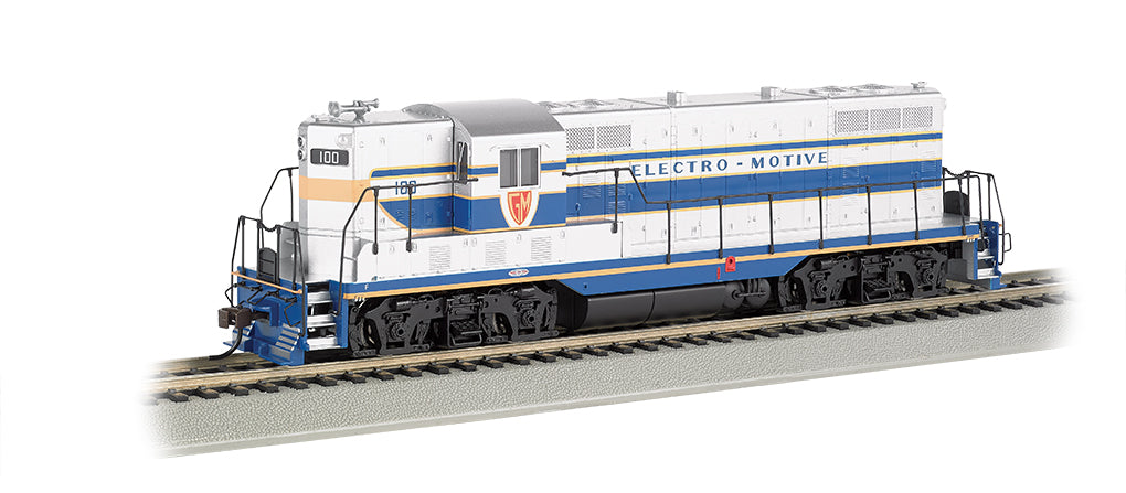 Bachmann 65602 HO GM DEMO EMD GP7 Diesel Locomotive Sound/DCC #100