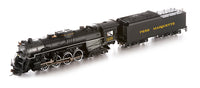 Bachmann 52403 HO Pere Marquette 2-8-4 Berkshire & Tender w/Sound & DCC #1225