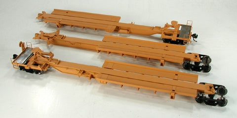 Bowser 40802 HO TTAX Spine Car Set #555130