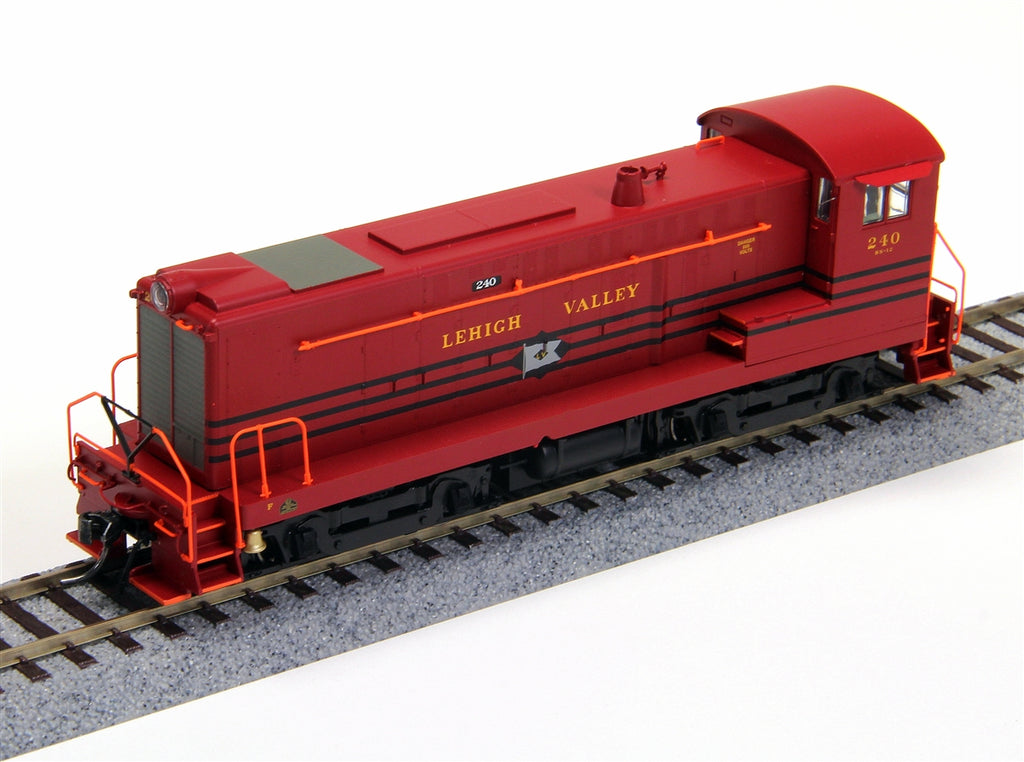 Bowser 23954 HO Scale  Lehigh Valley S-12 Diesel Locomotive #2401