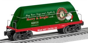 Lionel 6-82001 O Merry & Bright Hot Cocoa Car