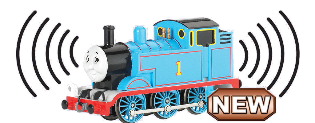 Bachmann 58701 HO Thomas the Tank Engine W/Speed-Activated Sound #1