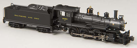 Bachmann 51461 N Baltimore & Ohio 4-6-0 Steam Locomotive w/DCC #2020