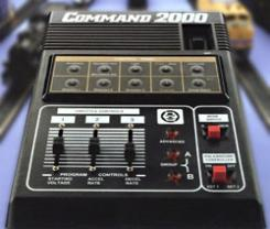 MRC AD140 G Command 2000 DCC Power Pack