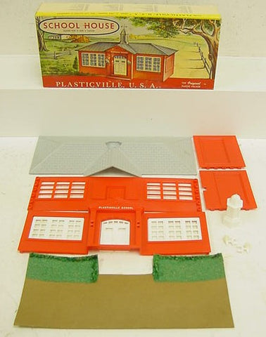 Bachmann 1608-100 O School House