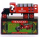 Ertl 9385 1:30 1992 Texaco #9 - 1925 Kenworth Stake Barrel Truck Bank