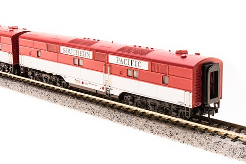 Broadway Limited 3607 N Southern Pacific EMD E7 AB Set Golden State Scheme