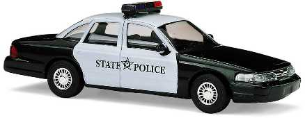 Busch 49072 HO Ford Crown Victoria OR St Police