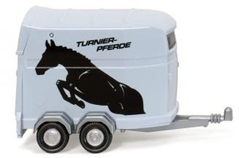 Wiking 006604 HO Horse Trailer