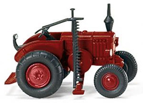 Wiking 095102 1:160 N Lanz Bulldog Tractor with Roof
