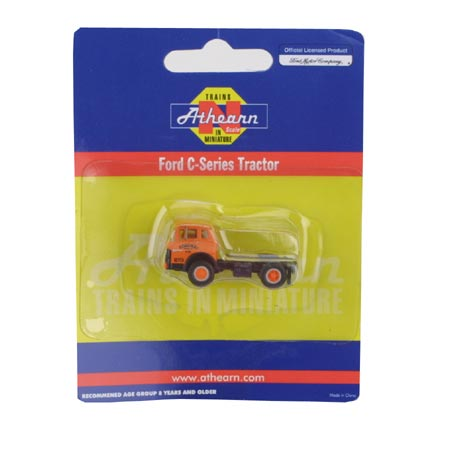 Athearn 10043 N RTR Ford C Tractor, Roadway