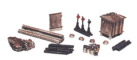 JL Innovative Design 2141 N Railroad Yard Detail Set