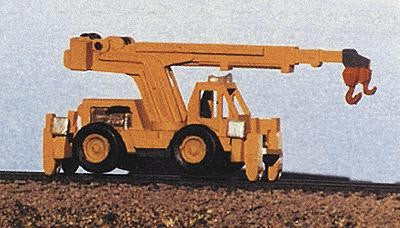 JL Innovative Design 2131 N MOW Equipment - Hydraulic High Rail MOW Crane