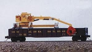 JL Innovative Design 2081 N MOW Vehicles - MOW Gondola Crane